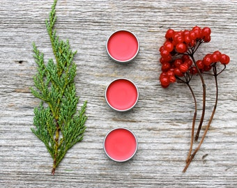 Lip Tint • Lip Balm • All Natural • Lip Gloss  • Alkanet Root Lip Tint  • Cheek and Lip Stain • Organic Body Care •