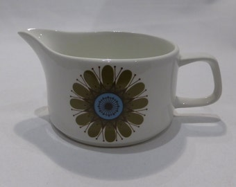 "Meakin ""Galaxy"" gravy / sauce boat – original from the 1970's"