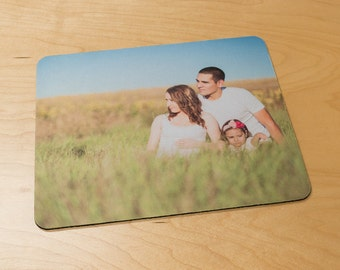 Personalized Dye Sublimation Photo Computer Mouse Pad Custom