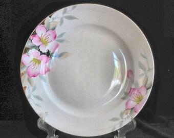 Noritake Dinner Plate in the Azalea Pattern