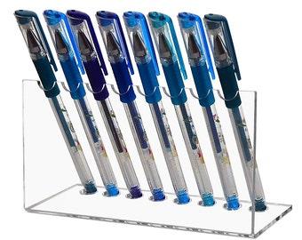 Acrylic 8 Slot E-Cigarette Holder Display Stand