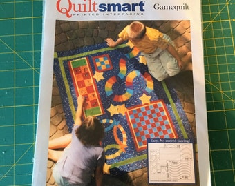 Game Quilt Pattern