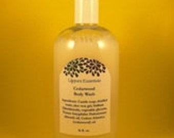 Cedarwood Body Wash 16 oz