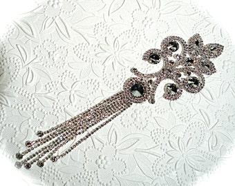 Rhinestone Embellishment Costume Trimming Jewelry Supply BT-159