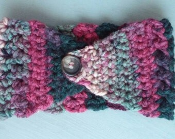 Handmade ear warmer headband