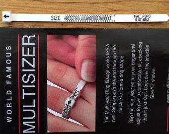 Ring sizer - free postage