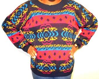 plus size vintage sweater/ plus size sweater/ plus size vintage/ Size 3x