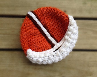 Customizable Football Hat with Beard and Mustache