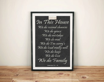 Family (U) - In This House We Do Family