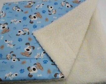 "35"" x 30"" Dog Blanket, pet blanket, puppy blanket, pet blanket"