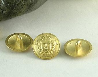 Classic Greek Goddess - Metal Shank Buttons - Goddess - Renaissance