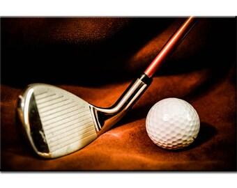 Tee Time - Golf Photography Print