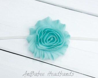 Baby flower headband, Baby Headbands, shabby flower headband, flower headband, flower headband, baby headband, infant headband