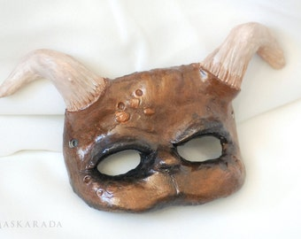 Mini Mask Demon