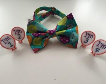 Birthday Boy Bow Tie