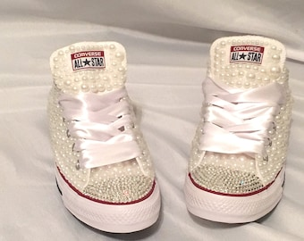 PEARL EMBELLISHED CONVERSE