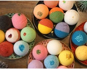 12 Pack Bath Bombs Gift Set Assorted Scent or You Choose Shea Cocoa & Butter Great For Dry Skin Freshly Handmade All Natural Bath Bomb