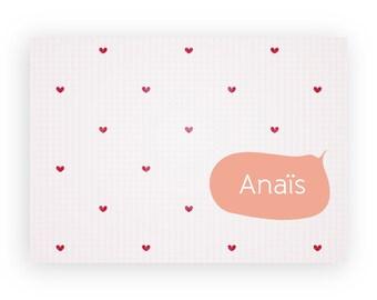 Birth Announcement Anaïs
