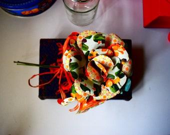 Paper flower bouquet (Colourful)
