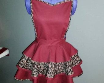 girly girly apron