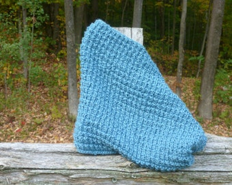 French Blue Cowl