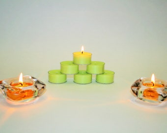 Soy Tealights set of 12