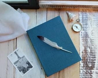 Linen Journal - Storm