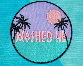 Washed Up Patch