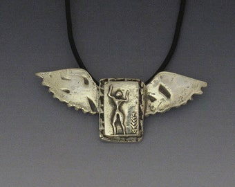 Flying High With Joy, a pendant