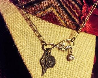 "Hannah's Hope ""Hope Floats"" Necklace (N6)"