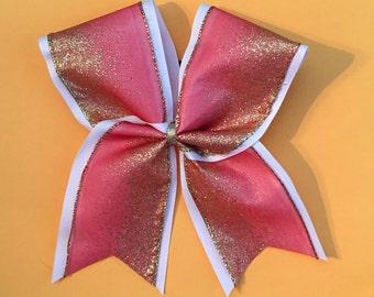 Holiday Spirit Cheer Bow