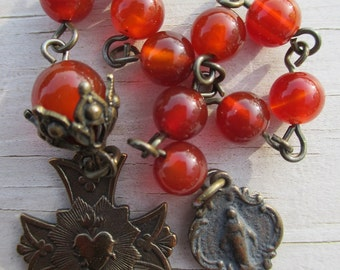 Tenner No. 3 (Single Decade Rosary)