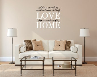 A House Is Made Of Brick And Stone But Only Love Can Make It A Home Part 93