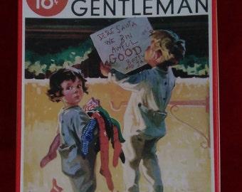 Vintage Country Gentleman Tin