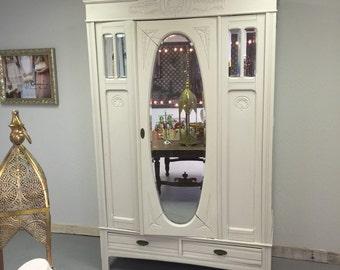Antique Armoire, great Closet or Storage