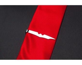 Batman stainless steel tie clip,money clip