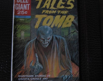Tales From The Tomb comic