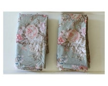 Ralph Lauren Pillowcases - Matching Ralph Lauren Floral Standard and King Pillowcases