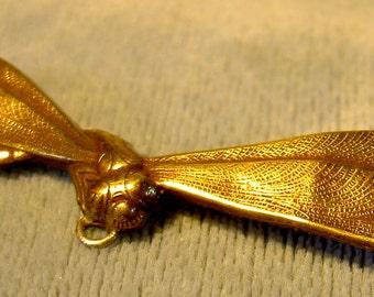 dragon fly pin