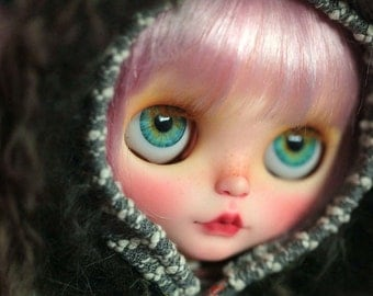 Eyechips for Blythe dolls by Donna No.R-10