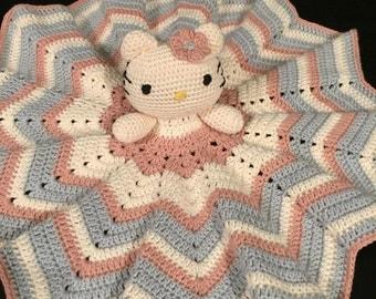 Cuddle cloth - Nusseklud - Hello Kitty