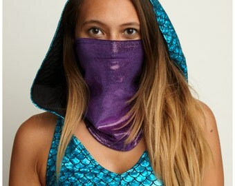 Dust Mask, Rave Mask Burning Man Clothes, Festival Clothes, Rave clothes