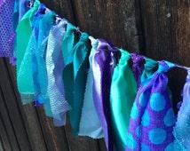 Frozen banner, Mermaid banner, Frozen birthday party, Mermaid party banner, Frozen decor, Mermaid birthday, Mermaid theme, Frozen theme