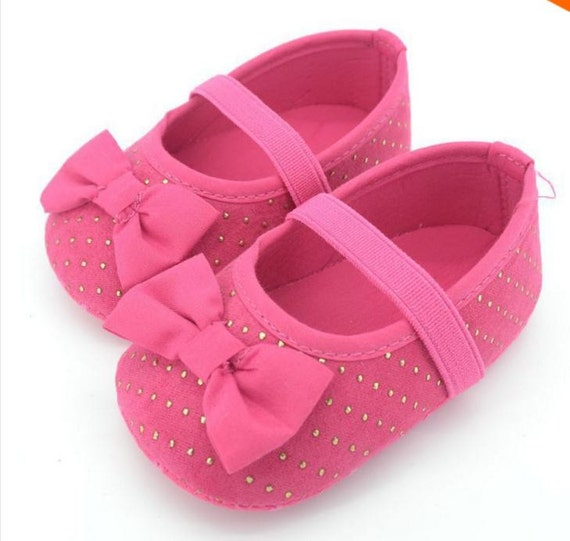 pink baby shoes pink shoes baby by