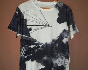 HMS Trincomalee Cannon Smoke T Shirt