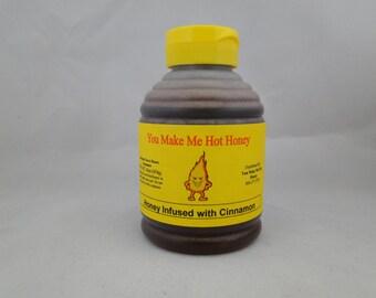 Honey Infused With Cinnamon