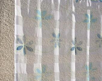 Stripes organza/curtains/curtain