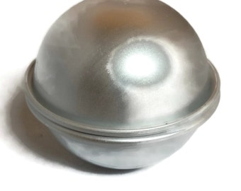 Large Aluminum Bath Bomb Mold
