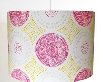 Modern Vintage Crochet Design Ceiling Lampshade