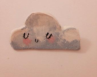 Happy Cloud Badge